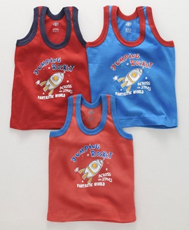 Sleeveless Vest for Baby Boys fashion wear